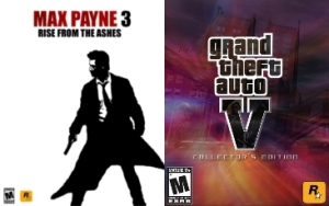 Max Payne 3 vs Grand Theft Auto 5